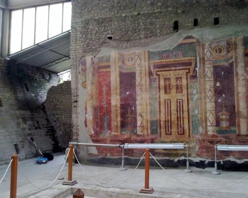 Archeologie Villa Oplontis Pompeii