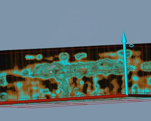 Beverburcht 3D inmeten
