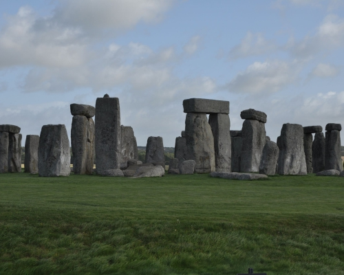 Stonehenge en omgeving