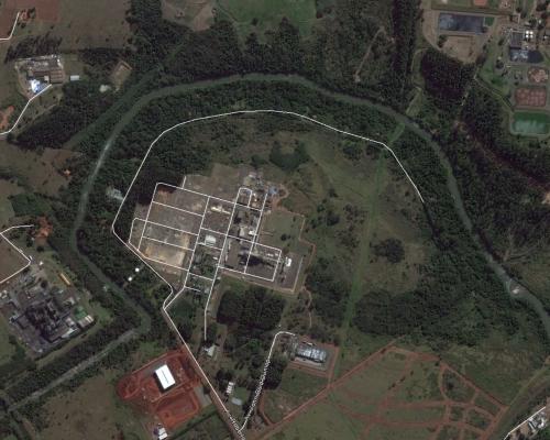 Brazilië, opsporen vaten mogelijk begraven op grote diepte